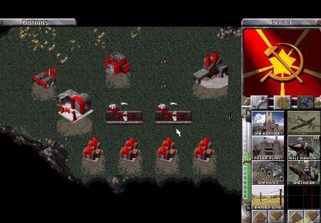 红色警戒95+98(绿色免安装完整硬盘版)