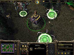 魔兽争霸3:冰封王座1.24E(绿色免安装中文完整硬盘版)