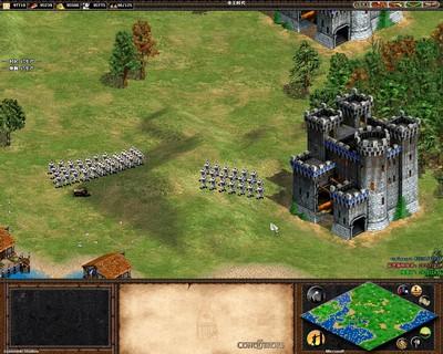 帝国时代2-征服者(绿色免安装中文完整硬盘版)