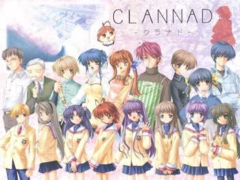 CLANNAD(绿色免安装中文完整硬盘版)