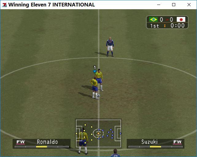 实况足球7(绿色完整硬盘版)